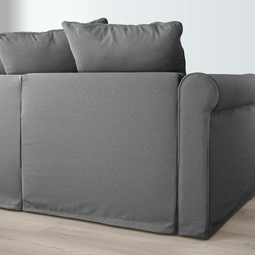 GRÖNLID sofá 5 plazas esquina
