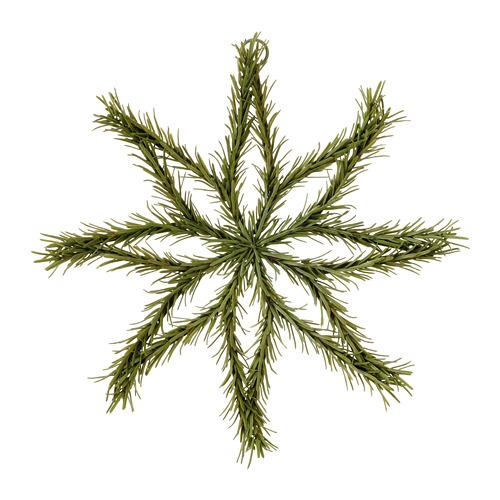 SMYCKA corona de Navidad artificial