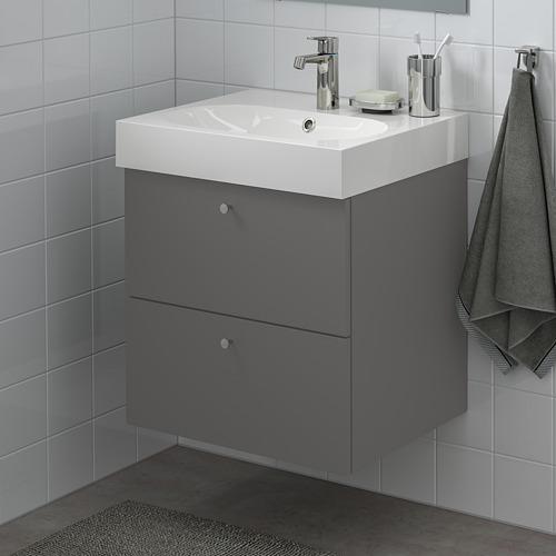 GODMORGON armario lavabo 2 cajones