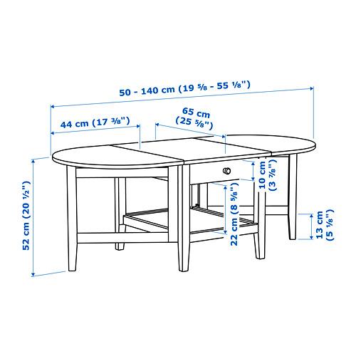 ARKELSTORP mesa de centro
