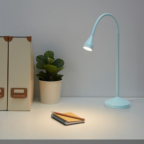 NÄVLINGE lámpara flexo de trabajo led incluida