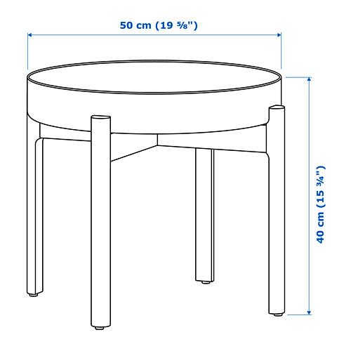 YPPERLIG mesa de centro