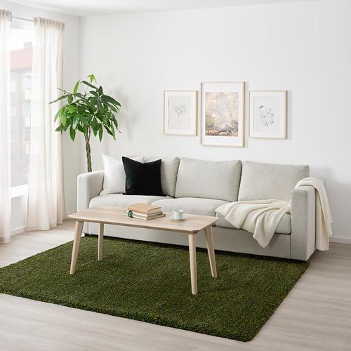 VINDUM alfombra, pelo largo, 170x230cm