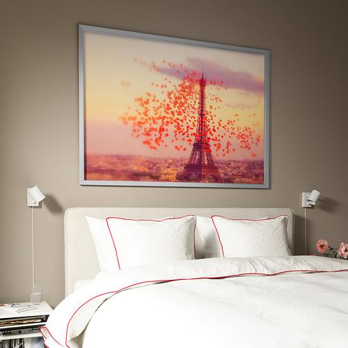 BJÖRKSTA marco y lienzo, 140x100cm