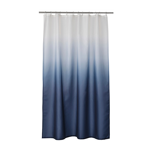 NYCKELN cortina de ducha