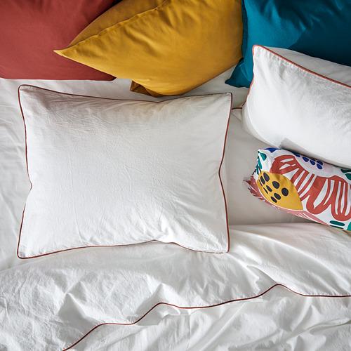 KUNGSBLOMMA funda nórd y funda para almohada