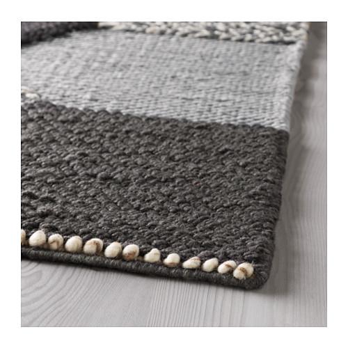 KOLLUND alfombra, lisa, 170x240cm