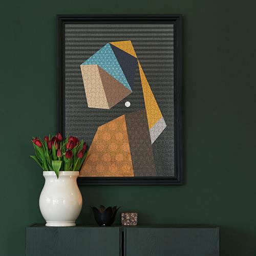 DEKORERA rompecabezas, 1000 piezas, 50x70cm