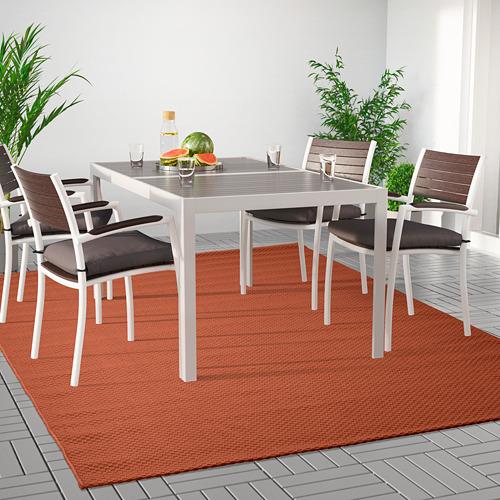 MORUM alfombra interior/exterior, 200x300cm