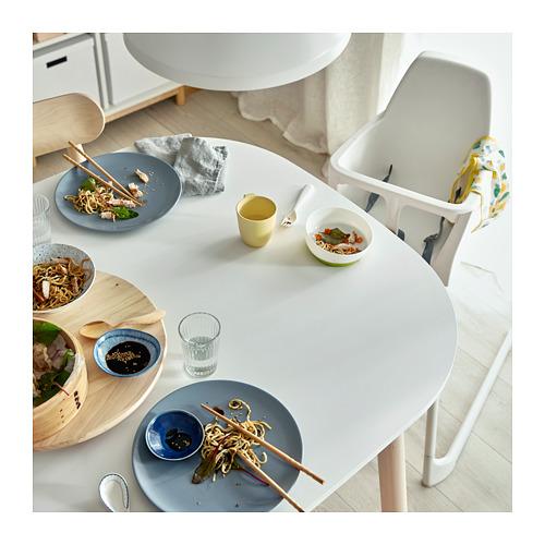 VEDBO mesa de comedor, 160cm de longitud