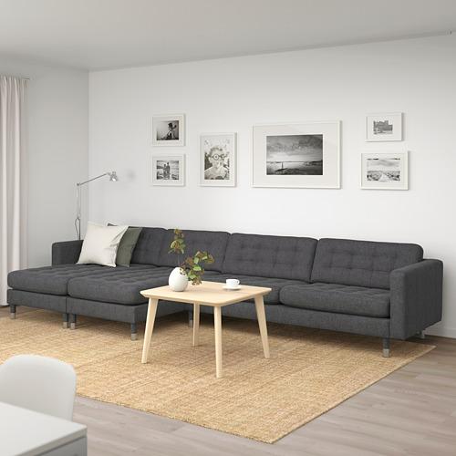 LANDSKRONA sofá 5 plazas