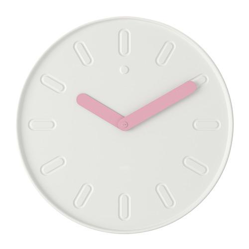 SLIPSTEN reloj de pared, 35cm de diámetro