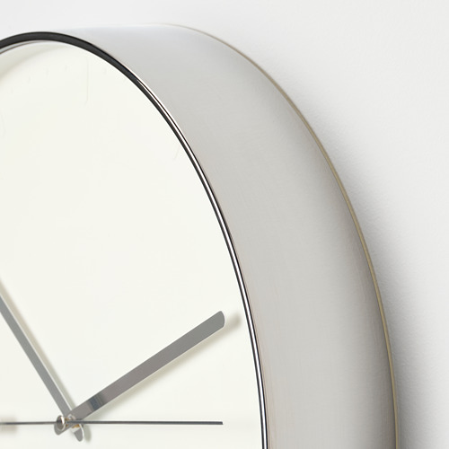 MALLHOPPA reloj de pared, 35cm de diámetro