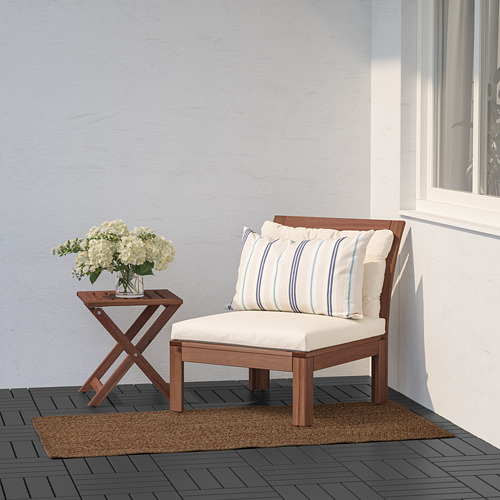 LYDERSHOLM alfombra int/exterior