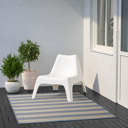 VRENSTED alfombra int/exterior