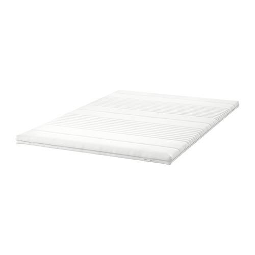 TUSSÖY colchoncillo / topper de confort, 140cm