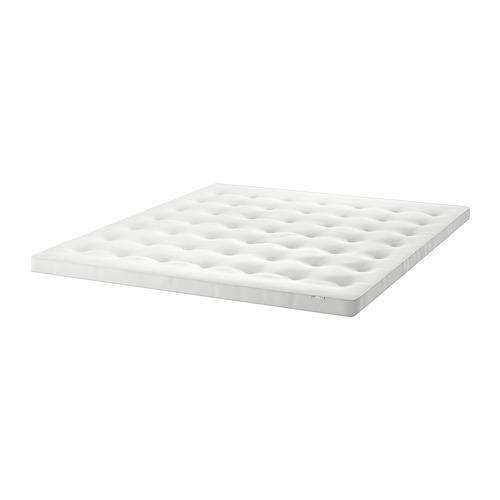 TUSTNA colchoncillo / topper de confort, 160cm