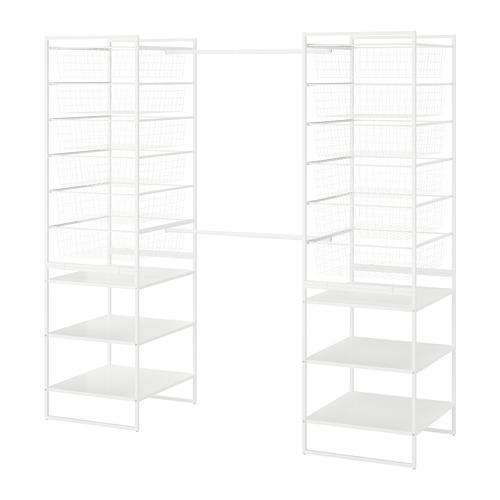 JONAXEL estructura+cestas de rejilla ancha+barras
