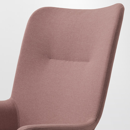 VEDBO sillón con respaldo alto