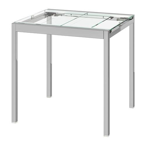 GLIVARP mesa extensible, máximo extensión 115cm