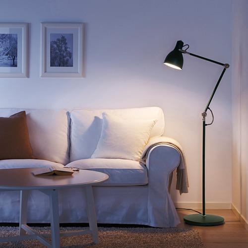 ARÖD lámpara de pie/lectura
