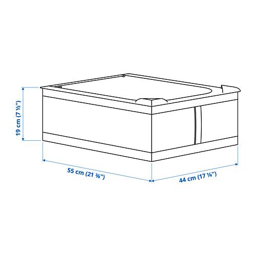 SKUBB bolsa de almacenaje, 44x19cm