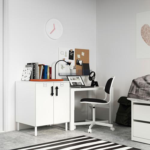 PLATSA/SMÅSTAD armario, 60x55x63cm