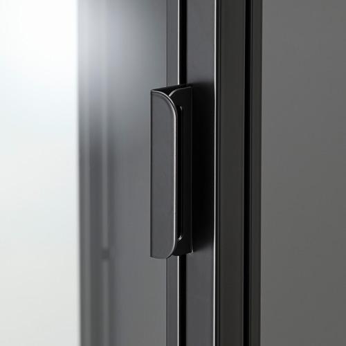 RUDSTA vitrina, 42x37x155cm