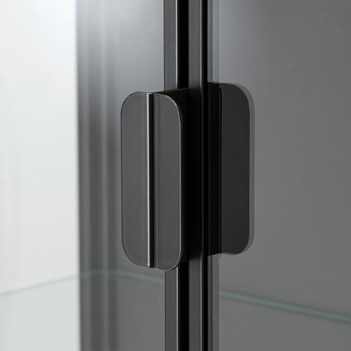 RUDSTA vitrina, 80x37x120cm