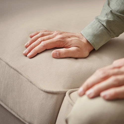 EKTORP sofá 3 plazas con chaiselongue
