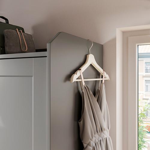 HAUGA armario con puertas correderas