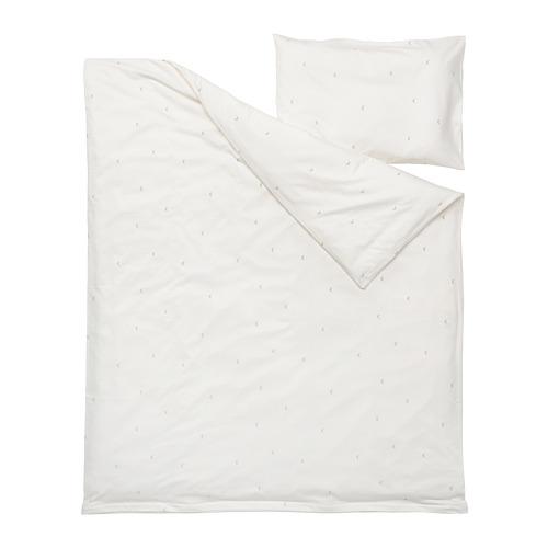 LENAST funda nórdica y funda almohada para cuna