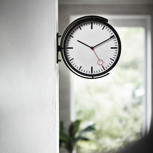 BISSING reloj de pared, 28cm de diámetro