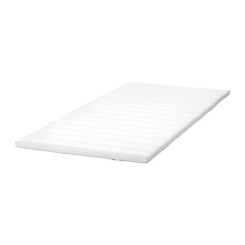 TUDDAL colchoncillo / topper de confort, 90cm