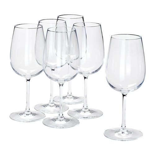 STORSINT copa de vino, 6 piezas