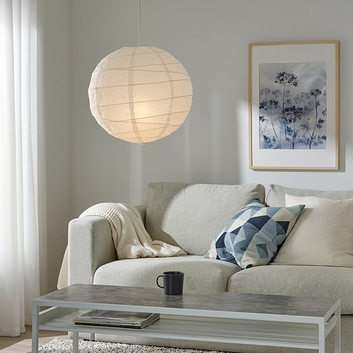 REGOLIT/HEMMA lámpara de techo