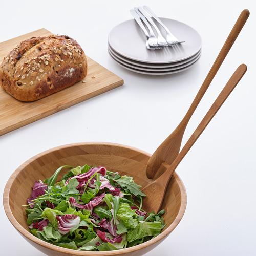 GRÖNSAKER cubiertos ensalada 2 piezas
