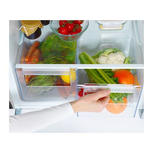 FÖRKYLD frigorífico integrado con congelador en el interior, a++  54x54,9x121,8cm