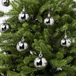 VINTER 2020 Bola árbol de navidad, juego de 42,incluye 26 bolas de 5 cm y 16 bolas de 6 cm de diámetro