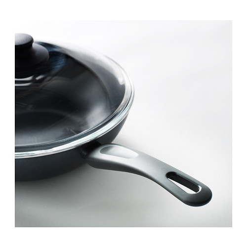 HEMLAGAD wok con tapa