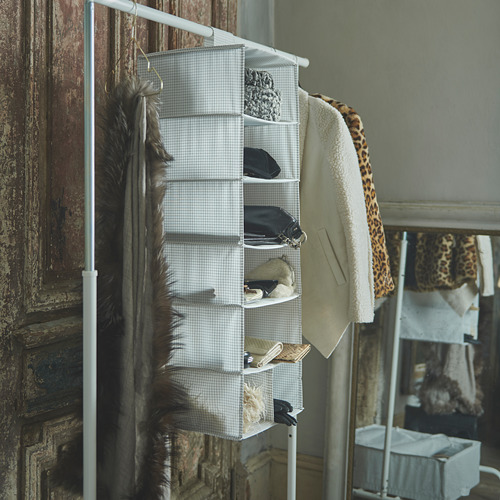 STUK almacenaje colgante con 7 compartimentos
