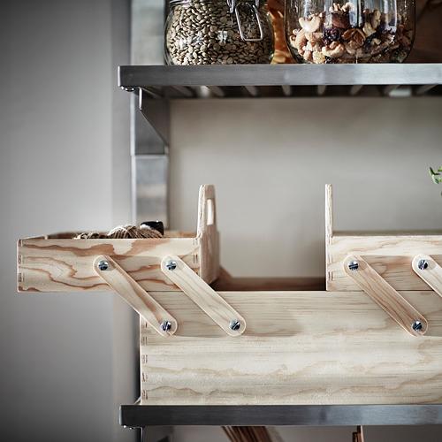 KLÄMMEMACKA organizador escritorio, 35x26x22cm