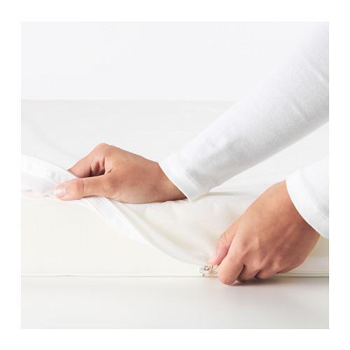 PLUTTEN colchón espuma cama extensible, 80cm