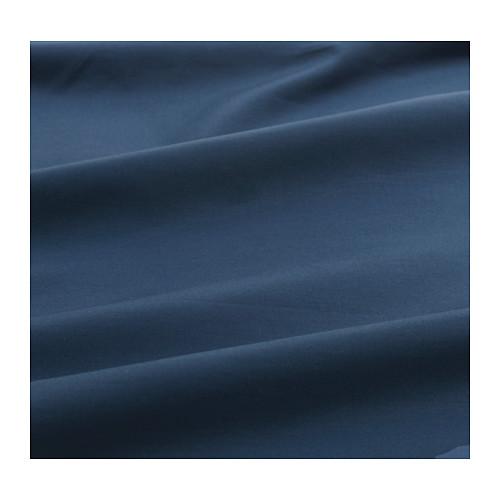 ULLVIDE sábana bajera ajustable, 200 hilos, 160cm