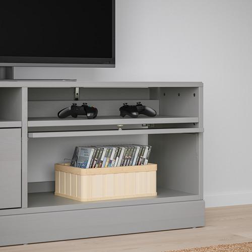 HAVSTA mueble TV con zócalo