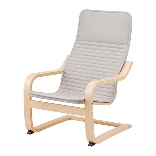 POÄNG sillón para niños
