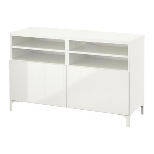 BESTÅ mueble TV con 2 puertas