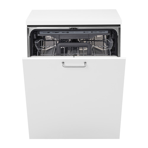 HYGIENISK lavavajillas integrado, 59,6x55x81,8cm