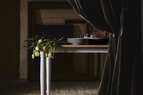 DANDERYD mesa de comedor 130cm de longitud