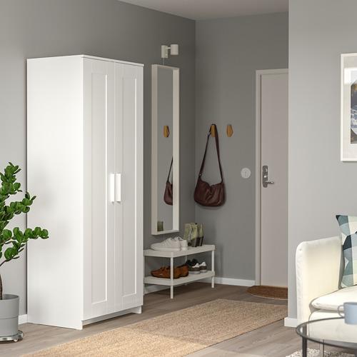 BRIMNES armario con 2 puertas